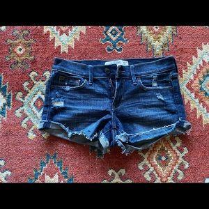 Abercrombie Denim Shorts